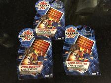 Spin Master Bakugan Bakugan Card Booster PackS MINT