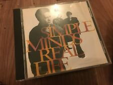 Simple Minds ‎– Real Life (1991 POP/ROCK CD ALBUM)(EX CONDITION)