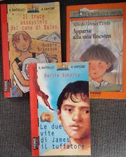 IL BATTELLO A VAPORE. 3 libri - Piemme Junior
