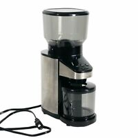 KRUPS GX420851, Coffee Burr Grinder with Scale, 39 grind settings, 14 oz - S12