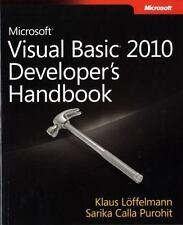 Microsoft Visual Basic 2010 Developer's Handbook [Developer Reference]
