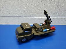 1940's Strutco  Military rocket launcher toy truck