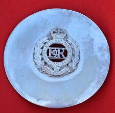 British Army. Royal Engineer's Genuine Piper's Plaid Brooch