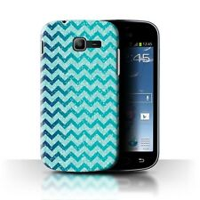 Back Case/Cover for Samsung Galaxy Trend 2 Duos/S7572/Glitter Pattern Effect