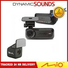 Mio Mivue J85 Ant. Camme e A20 Retrovisore Dash Cam Localizzazione GPS Full HD