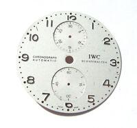 IWC Portugieser Chrono Silver Zifferblatt IW 371445 gebraucht I010