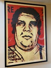 Andre The Giant - Shepard Fairey - Large Format - 2006 - ED/89 - 42 X 30 Inches
