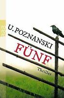Fünf von Poznanski, Ursula | Buch | Zustand gut