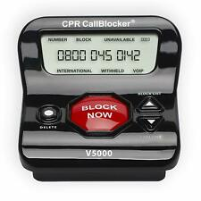 Call Blocker CPR V5000 - Block All Nuisance, PPI Calls, Scam Calls - Refurb