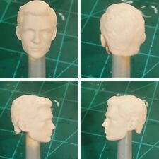 UNPainted Marvel Legends Scale Tom Holland Spider Man Homecoming cast Head