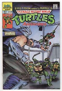 TEENAGE MUTANT NINJA TURTLES ADVENTURES 2  NM 9.4  1988  Archie Mini-Series