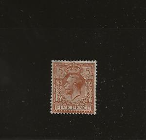 Great Britain, SG 425, mint