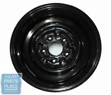 GM 15 x 7 Stock Stamped Steel Wheel For Poverty - Hub Cap