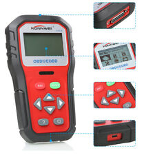 KW818 Improved OBDII ODB2 EOBD Auto Diagnostic Scanner Tester Code Reader Tool