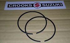 NOS 12140-16510 TM400 / TS400 Genuine Suzuki Std. Piston Ring Set (82mm bore)