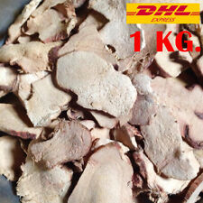 1 KG. DRIED GINGER ROOT GREATER GALANGAL Thai Food Herbal