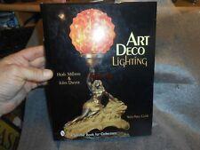 Art Deco Lighting Book Schiffer Books Millman & Dwyer