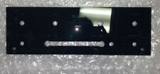 McIntosh MA6100 Face Plate Cover **New** Original McIntosh Glass