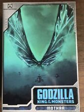 "MOTHRA Poster Version Godzilla King of the Monsters 12"" Action Figure Neca 2020"