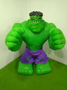 Incredible Hulk Hulkey Pokey Toy Talking Dancing Singing Marvel Works