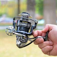 Spinning Reel Metal body Mix Drag 15kg Super Strength 12+1BB fishing Reel Saltwa