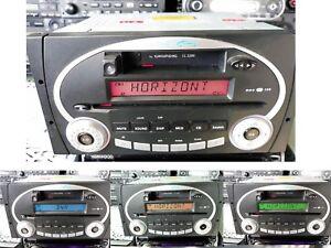 Grundig Challenge CL2200 Car Radio CD Cassette Tape Player Receiver, Kia Ford VW