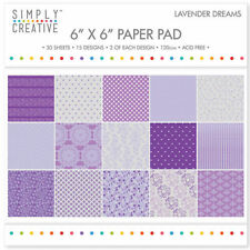 Purple Scrapbooking Cardstock for sale | eBay