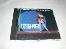 TERRY WALDO'S GOTHAM CITY BAND Footlight Varieties CD Stomp Off Jazz Trad Rag