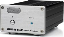 Creek Audio OBH-15 Mk2 Phono Stage Pre-Amplifier Silver