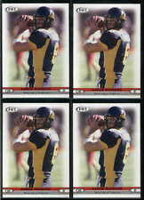 LOT OF (4) AARON RODGERS 2005 SAGE #8 ROOKIE RC FD9256