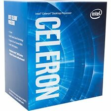 Intel CPU Coffee Lake Celeron G4900 3.10ghz Socket Lga1151 2mb Cache Boxed