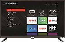 "JVC 32"" Class HD (720P) Roku Smart LED TV (LT-32MAW388)"
