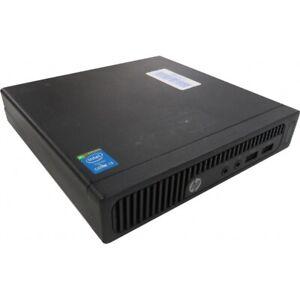 HP 260 G1 Mini Core i3-4030u @ 1.90GHz 4GB POST