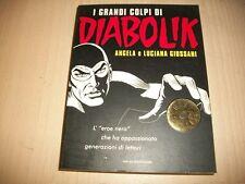 DIABOLIK OSCAR MONDADORI: N. 1180 I GRANDI COLPI DI DIABOLIK. 2001 PRIMA EDIZION