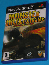 Monster Trux Extreme - Arena Edition - Sony Playstation 2 PS2 - PAL