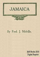 POSTAGE STAMPS OF JAMAICA 1688-1910 Including Officials Fiscals Revenues - CD