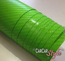 2D 3D 4D Carbon Fibre Vinyl Wrap 300mm(11.8in) x 1520mm(59.8in) Bubble /AIR Free