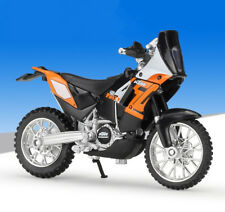 1:18 Maisto KTM 450 Rally Motorcycle Bike Model