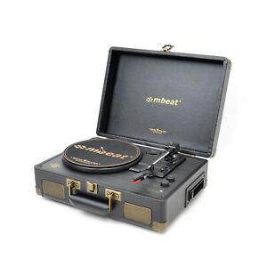 Refurbished mbeat Uptown Retro Bluetooth Turntable & Cassette Player