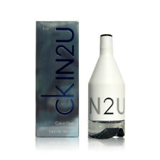 IN2U HIM by Calvin Klein 3.3 / 3.4 oz edt Cologne Spray for Men * New In Box