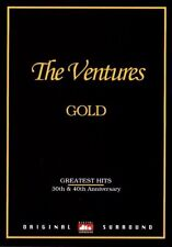 The Ventures / Gold 30th & 40th Anniversary 44HITS New Sealed DVD