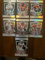 2019 Panini Silver and Blue Prizm NFL Draft Picks Crusade Rookies You Pick !