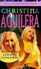 CHRISTINA AGUILERA  Unauthorized Biography  paperback book