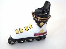 Limoges Box - Roller Blade Roller Skate