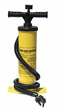 Double Action Pump w/ Pressure Gauge - Inflates & Deflates