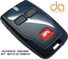 1 X AUTHENTIC BFT MITTO B2 RCB2 REMOTE CONTROL ORIGINAL FOB