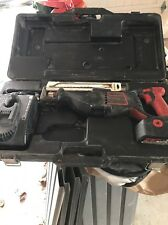 Snap On Ctrs4850 With Case Charger And One Battery