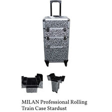 ARTIZTA MILAN STARDUST, 3in 1, MAKEUP COSMETIC BEAUTY CASE, PROFESSIONAL QUALITY