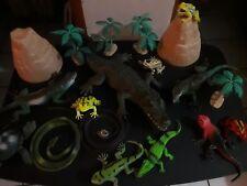 Animal Planet Reptile play set lot