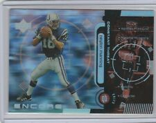 New listing 1998 UD Encore Constant Threat Peyton Manning Rookie Mint RC